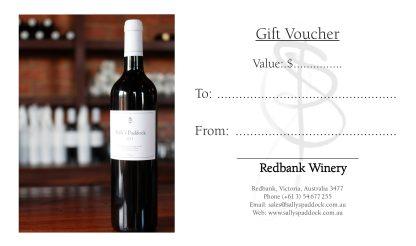 Wine Gift Voucher
